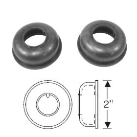 1939 1940 1941 Cadillac (See Details) Clutch & Brake Shank Grommets 1 Pair REPRODUCTION Free Shipping (See Details)