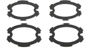 1959 Cadillac Parking Fog Light Gaskets Set (4 Pieces) REPRODUCTION Free Shipping In The USA