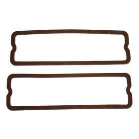 1967 1968 Cadillac (EXCEPT Eldorado) Turn Signal Directional And Parking Lamp Lens Gaskets 1 Pair REPRODUCTION