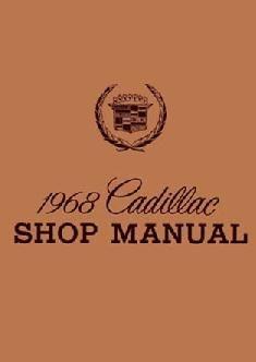 1968-cadillac-shop-manual-reproduction