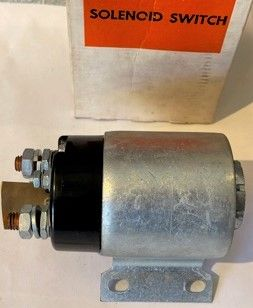 1953 Cadillac Starter Solenoid Switch 12 Volt  New Old Stock Free Shipping In The USA
