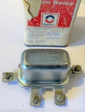 1966 Cadillac Relay Defogger-Electric Window-Seat Warmer New Old Stock Free Shipping In The USA