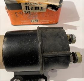1950 1951 1952 Cadillac Starter Solenoid New Old Stock Free Shipping In The USA