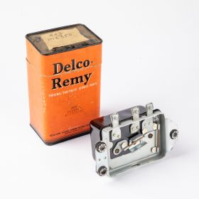 1937 1938 1939 Cadillac (See Details) 6-Volt Delco Type Voltage Regulator NOS Free Shipping In The USA