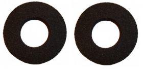 1965 1966 1967 1968 1969 1970 Cadillac Interior Door Handle Pressure Rings 1 Pair REPRODUCTION