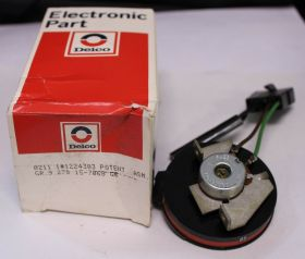 1978 1979 1980 1982 1983 1984 Cadillac (See Details) Air Conditioning Rheostat Wheel NOS Free Shipping In The USA