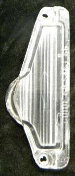 1966 Cadillac (EXCEPT Commercial Chassis) License Plate Lens Right REPRODUCTION Free Shipping In The USA