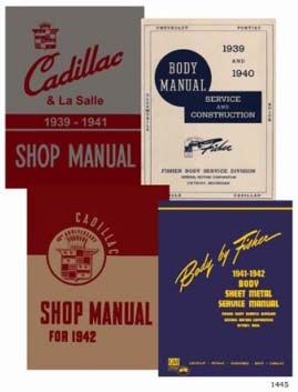 1939 1940 1941 1942 Cadillac All Models Service Manual CD REPRODUCTION Free Shipping In The USA