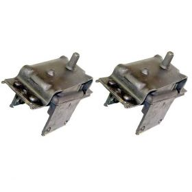 1968 1969 1970 1971 1972 1973 1974  Cadillac (EXCEPT Eldorado) Front Motor Mounts 1 Pair REPRODUCTION Free Shipping In the USA