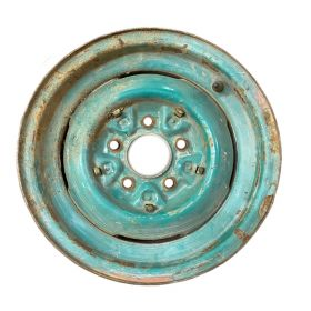 1948 1949 1950 1951 1952 1953 Cadillac (See Details) Steel Wheel Rim Single USED