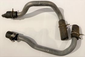 1957 Cadillac Heater Pipe At Generator 1 Set Used Free Shipping In The USA