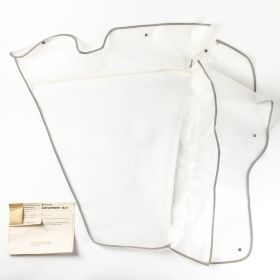 1957 Cadillac Sedan 6239-Sedan Deville 6239DX Trunk  Mat NOS Free Shipping In The USA