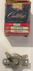 1957 1958 Cadillac 1957 1958 Cadillac Blower Switch on Instrument Panel New Old Stock Free Shipping In The USA New Old Stock Free Shipping In The USA