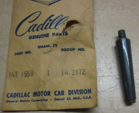 1959 1960 Cadillac Gray Turn Signal Knob NOS Free Shipping In The USA