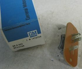 1959 1960 1961 1962 (All Models) 1963 1964 1965 (See Details) Cadillac Blower Motor Resistor NOS Free Shipping In The USA