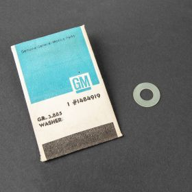 1965 1966 1967 1968 Cadillac (See Details) Nylon Washer Power Servo to Throttle Relay Rod NOS