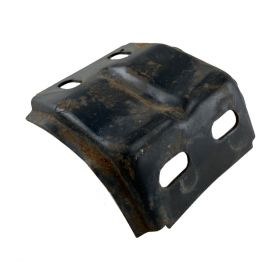 1967 1968 Cadillac (EXCEPT Eldorado) Front Fender To Radiator Cradle Baffle Bracket USED Free Shipping In The USA
