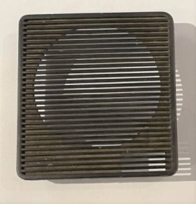 1967 1968 CADILLAC (SEE DETAILS )Left SIDE DASH GRILLE USED FREE SHIPPING IN THE USA