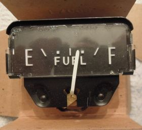 1954 1955 Cadillac Gas Fuel Gauge NOS Free Shipping In The USA
