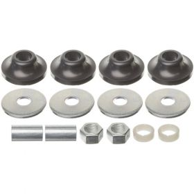 1965 Cadillac Series 75 Limousine and Commercial Chassis Heavy Duty Design Strut Rod Bushings Set (14 Pieces) REPRODUCTION Free Shipping In The USA