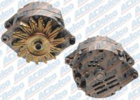 1971 1972 1973 1974 1974 1976 1977 1978 1979 1980 1981 1982 1983 1984 1985 1986 Cadillac Alternator 100 AMP (Please See Chart In Details) REBUILT/RESTORED