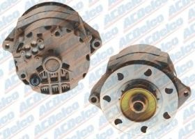 1971 1972 1963 1974 1975 1976 1977 1978 1979 1980 Cadillac Alternator 66 AMPS Single Grove Pulley (See Details for Model Chart) REBUILT