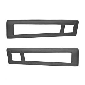 1979 1980 1981 1982 1983 1984 1985 Cadillac Eldorado Front Upper Door Arm Rests 1 Pair (See Details For Color Options) REPRODUCTION