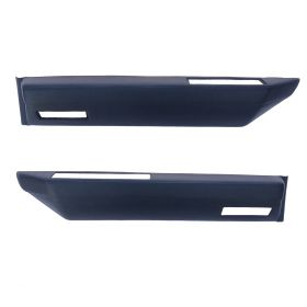1979 1980 1981 1982 1983 1984 1985 1986 1987 1988 1989 1990 1991 Cadillac Eldorado Front Lower Door Arm Rests 1 Pair (See Details For Color Options) REPRODUCTION