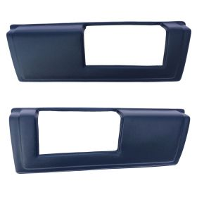 1977 1978 1979 1980 1981 1982 1983 1984 Cadillac Deville and Fleetwood Brougham 4-Door Front Door Arm Rests 1 Pair (See Details For Color Options) REPRODUCTION