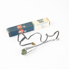 1971 1972 1973 Cadillac (WITHOUT Tilt and Telescopic Steering Wheel) Green Cap Directional Signal Cruise Control Switch Lever NOS Free Shipping In The USA