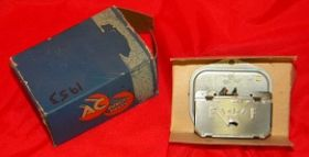 1953 Cadillac Gas Gauge NOS Free Shipping In The USA