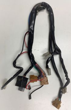 1987 1988 1989 Cadillac Allante Seat Wiring Harness USED Free Shipping In The USA