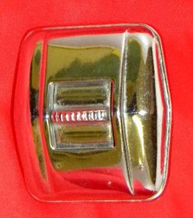 1950 1951 1952 1953 Cadillac Single Window Switch with Bezel USED Free Shipping In The USA