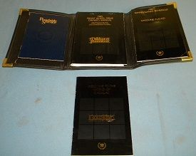 1985 Cadillac DeVille and Fleetwood Owner's Manual Set - Original USED Free Shipping In The USA