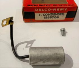 1937 1938 1939 1940 1941 1942 1946 1947 1948 1949 1950 1951 1952 1953 1954 1955 CADILLAC (MOST MODELS) CONDENSER New Old Stock FREE SHIPPING IN THE USA