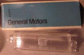 1971 1972 Cadillac Deville Back Up Lens NOS Free Shipping In The USA