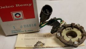 1978 1979 1980 Cadillac (See Details) Distributor Pick-Up Coil/ Pole Piece  NOS Free Shipping In The USA