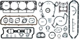 1963 Cadillac Engine Gasket Rebuilding Kit (67 Pieces) REPRODUCTION Free Shipping In The USA
