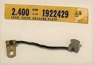 1951 1952 1952 1954 1955 Cadillac Distributor Lead with Terminals NOS Free Shipping In The USA