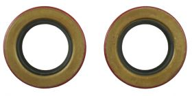 1937 1938 1939 1940 1941 1942 1946 1947 1948 Cadillac (See Details) Rear Wheel Seals 1 Pair REPRODUCTION Free Shipping In The USA
