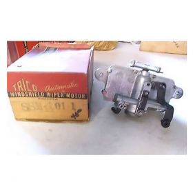 1941 Cadillac Closed and Convertible Series 62 & Series 75 Limousine Windshield Wiper Motor NOS Free Shipping In The USA