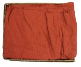 1953 Cadillac Eldorado Red Trunk Lining Material REPRODUCTION Free Shipping In The USA