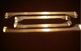 1954 1955 1956 Cadillac Series 75 Limousine Door Sill Plate Set of 4 REPRODUCTION