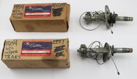 1954 Cadillac Wiper Transmissions 1 Pair NOS Free Shipping In The USA
