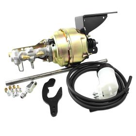 1950 1951 1952 1953 1954 1955 Cadillac Power Brake Conversion Booster Master Cylinder with Proportioning Valve REPRODUCTION