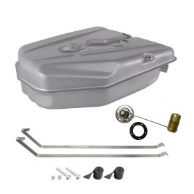 1958 Cadillac Commercial Chassis Gas Tank Kit With Sending Unit and Straps REPRODUCTION