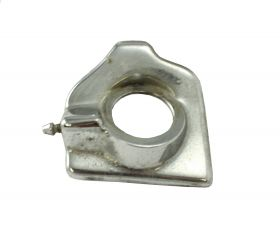 1958 Cadillac Right Passenger Side Windshield Wiper Escutcheon USED Free Shipping In The USA