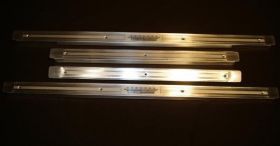 1959 1960 1961 1962 1963 1964 1965 Cadillac Series 75 Limousine Door Sill Plate Set of 4 REPRODUCTION