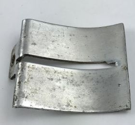 1959 Cadillac Upper Front Bumper Wrap Around Aluminum Trim USED Free Shipping In The USA