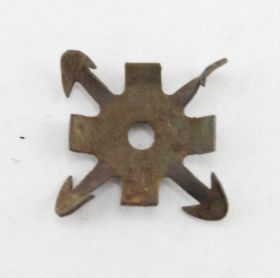 1960-cadillac-front-grille-bullet-star-clip-used